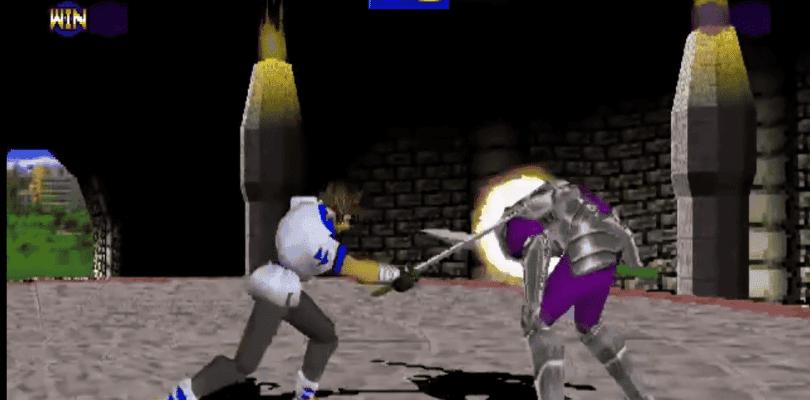 365 días, 365 juegos: 1 de enero – Battle Arena Toshinden