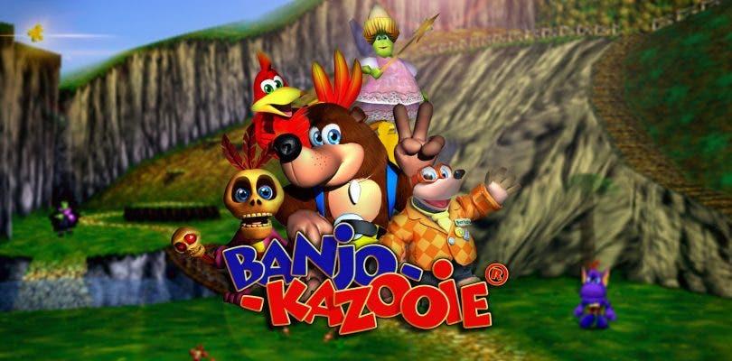First 4 Figures lanzará figuras de Banjo-Kazooie y Conker