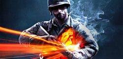 El logo de Battlefield V aparece en el banner del EA Play 2018