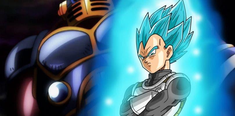 Títulos y sinopsis de los episodios 120 a 122 de Dragon Ball Super