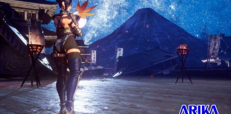 Fighting EX Layer muestra el teaser de una nueva luchadora