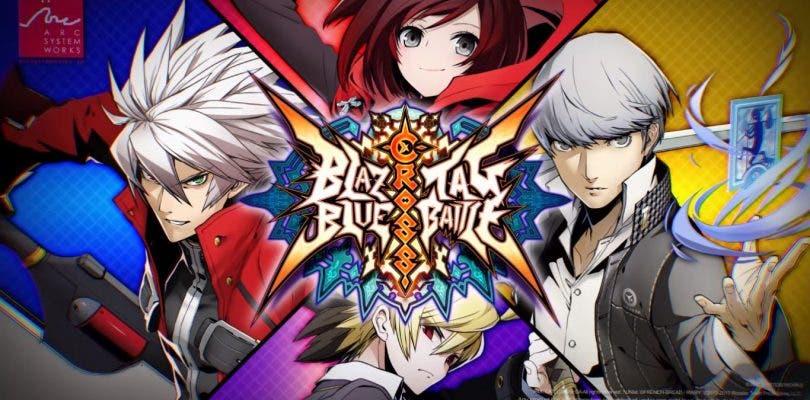 Las mecánicas de BlazBlue: Cross Tag Battle siembran su paso por la PSX
