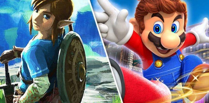 Creadores de Breath of the Wild y Mario Odyssey se alaban mutuamente