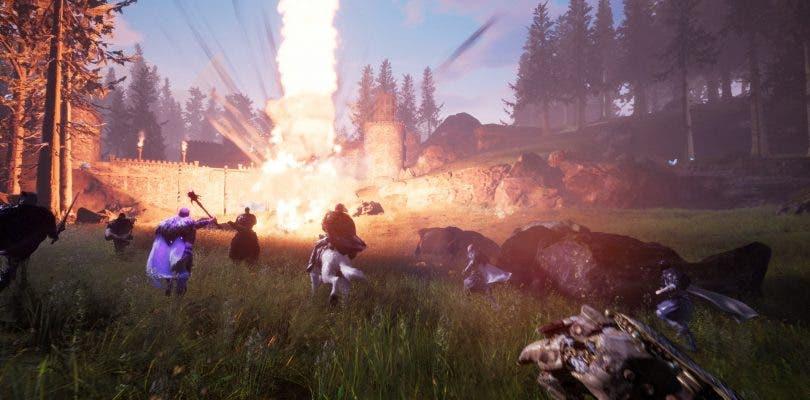 Citadel: Forged with Fire enseña su nueva expansión en un tráiler