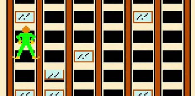 El clásico arcade Crazy Climber llegará el mes que viene a Nintendo Switch