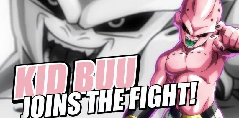 Kid Buu muestra en vídeo el poder que desatará en Dragon Ball FighterZ