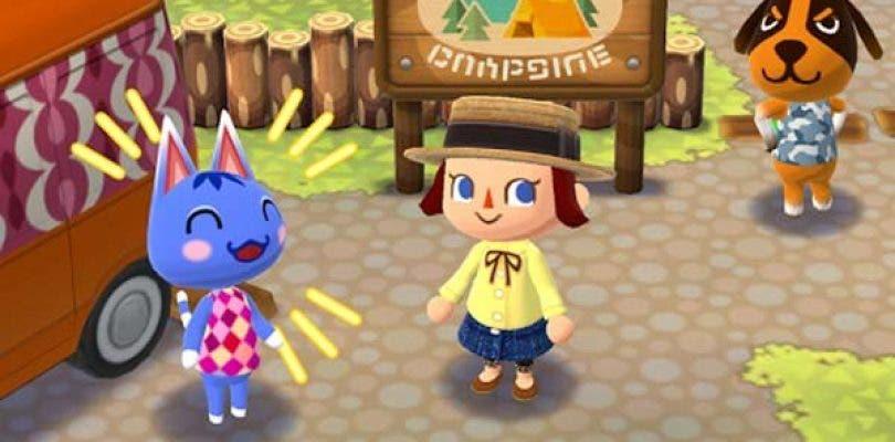 Llega la jardinería y la creación de ropa a Animal Crossing: Pocket Camp