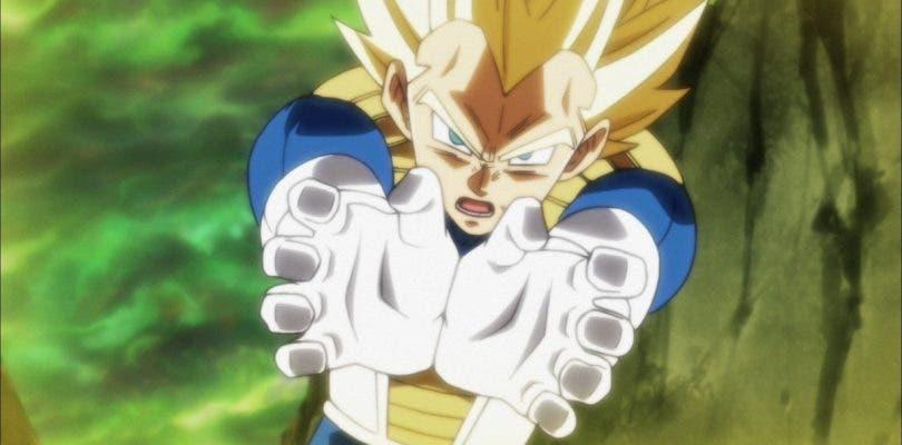 Vegeta brilla en las primeras imágenes del capítulo 119 de Dragon Ball Super