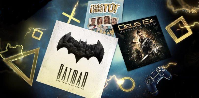 Descubre Los Juegos Gratuitos De Playstation Plus De Enero 2018