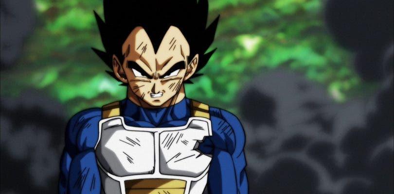 La gran batalla protagonista de las imágenes del episodio 122 de Dragon Ball Super