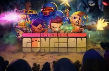 Enter the Gungeon para Switch recibe su tráiler de lanzamiento