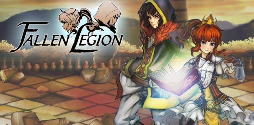 Fallen Legion: Rise to Glory llegará en 2018 a Nintendo Switch
