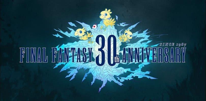 La saga Final Fantasy cumple su 30 aniversario