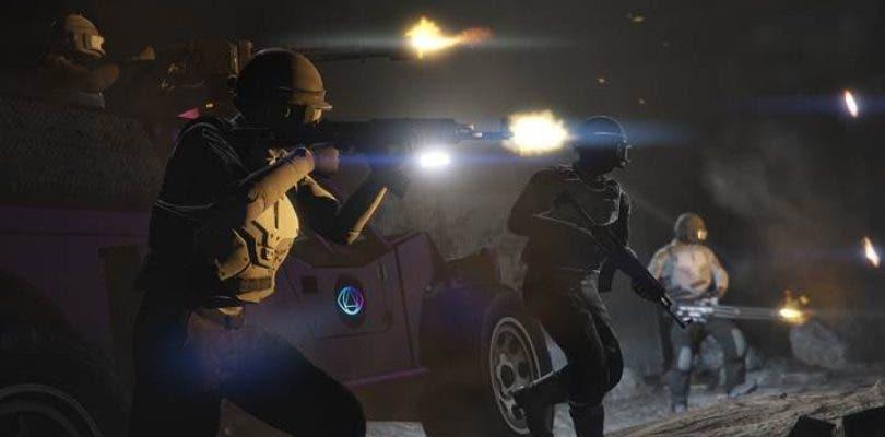 El Golpe del Juicio Final de GTA Online ya está disponible