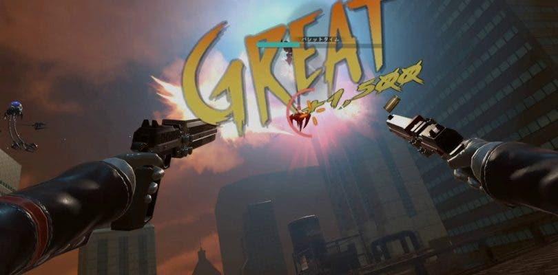 Gungrave VR luce sus mecánicas en un nuevo gameplay