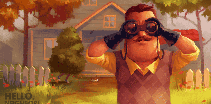 Hello Neighbor se estrena en PlayStation 4, Nintendo Switch y móviles en unos días