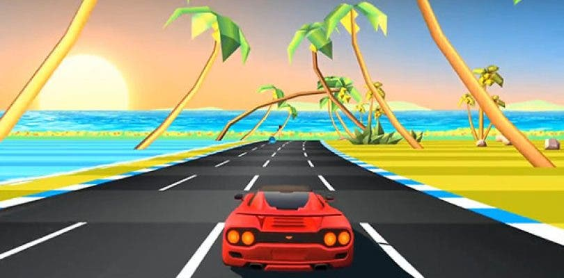 Horizon Chase Turbo para Nintendo Switch ya tiene fecha de lanzamiento