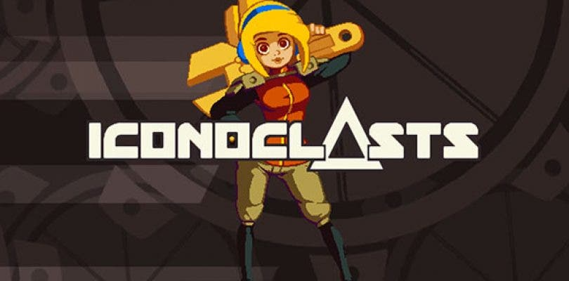 Iconoclasts será lanzado en enero para PlayStation 4, PS Vita y PC