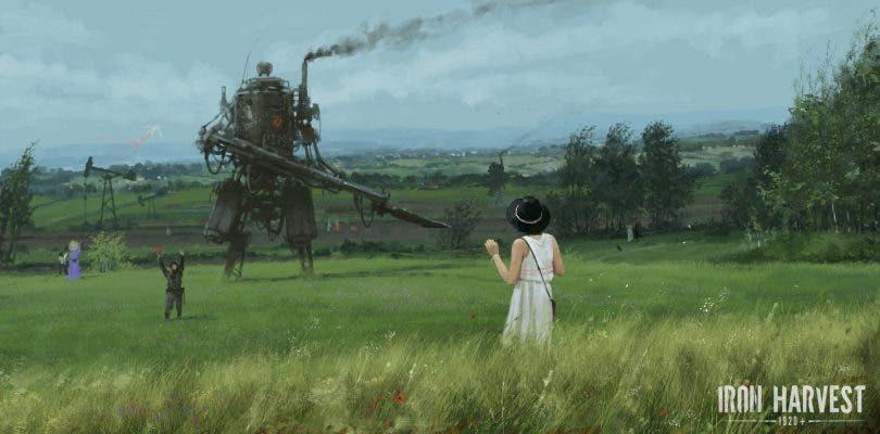 Iron Harvest se luce en un nuevo gameplay