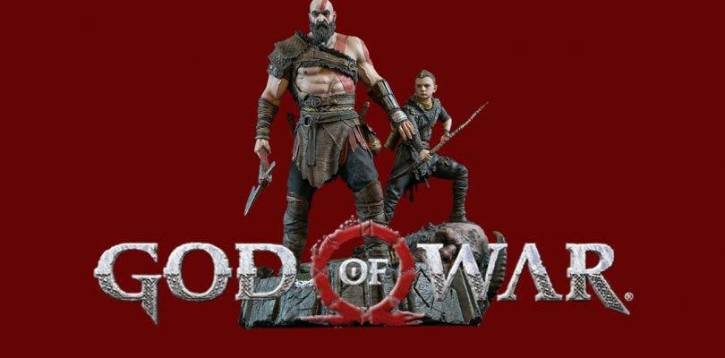 Kratos y Atreus llegan en una nueva figura de la mano de Sideshow Collectibles