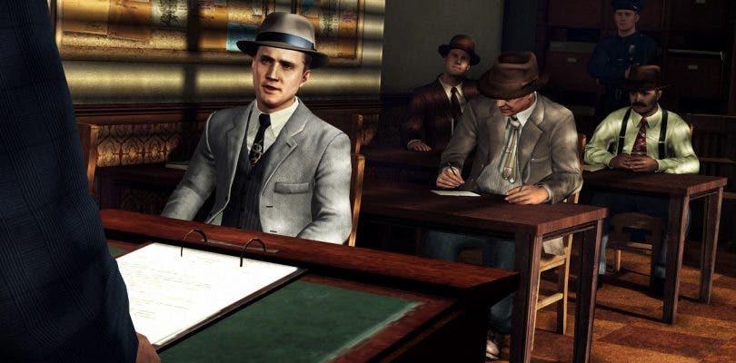 L.A. Noire: The VR Case Files ya tiene fecha de lanzamiento