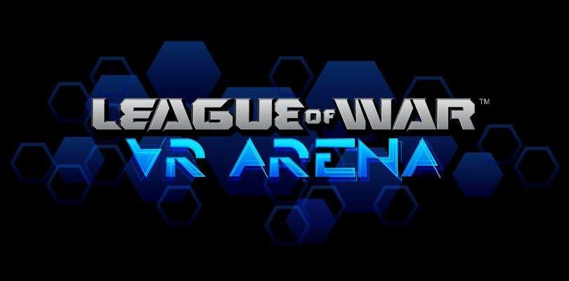 League of War: VR Arena se luce en un nuevo gameplay