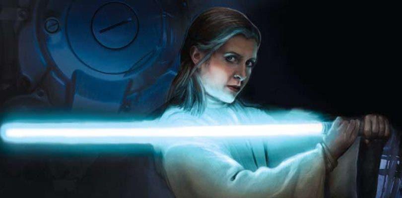 Leia iba a ser la primera padawan de Luke en la nueva trilogía Star Wars