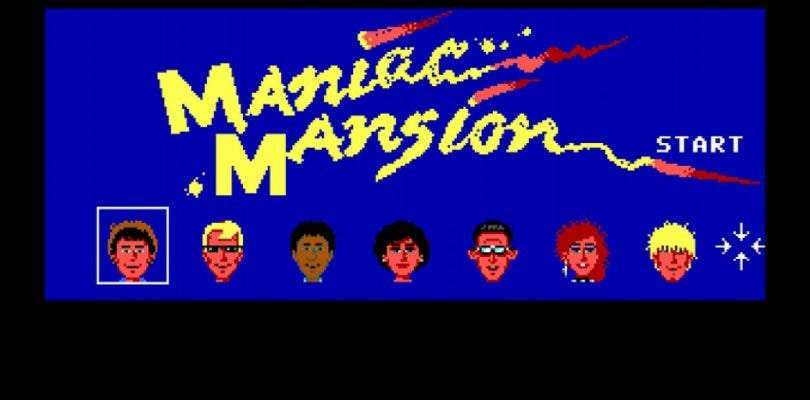 El clásico Maniac Mansion llega a Steam