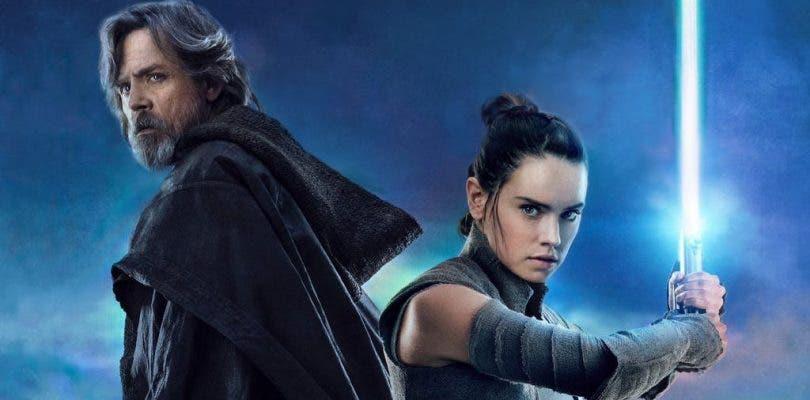 Star Wars: Los Últimos Jedi logra el mejor estreno del año en España