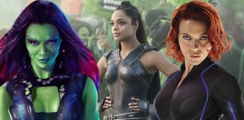 Karen Gillan afirma que es el momento para una película de Marvel totalmente femenina