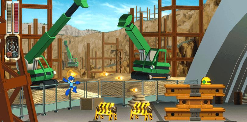 Se han publicado las primeras imágenes de Mega Man 11