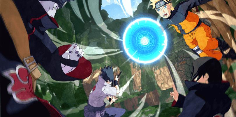 Naruto to Boruto Shinobi Striker 1 Sasuke_vs_ItachiKisame