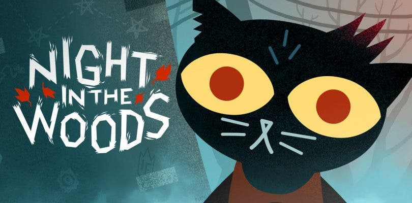 Night in the Woods: Weird Autumn Edition ya está disponible