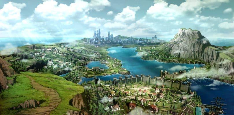 Primeras imágenes del mundo abierto de One Piece: World Seeker