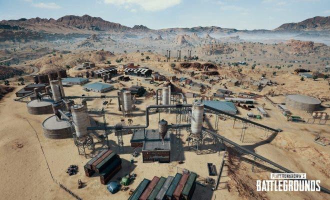 PlayerUnknown's Battlegrounds Miramar 2