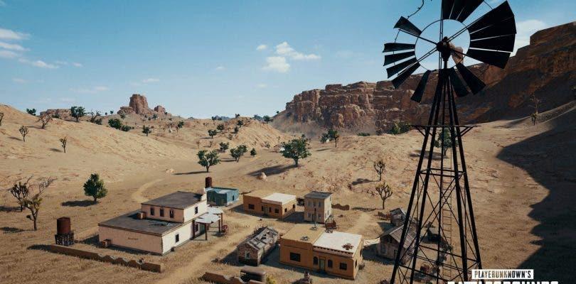 PlayerUnknown's Battlegrounds Miramar 6