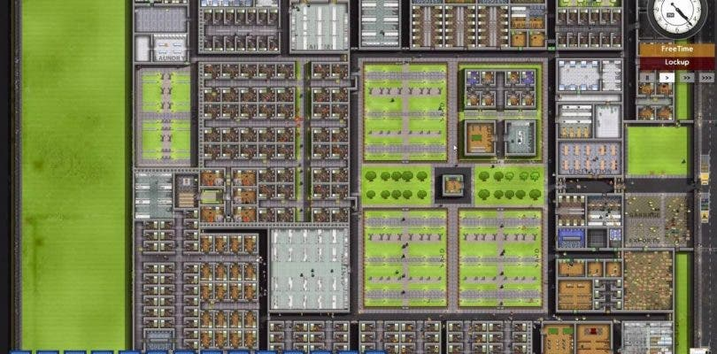 Paradox Interactive adquiere Prison Architect,de Introversion Software