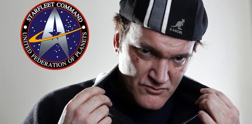 Tarantino podría dirigir una nueva película de Star Trek