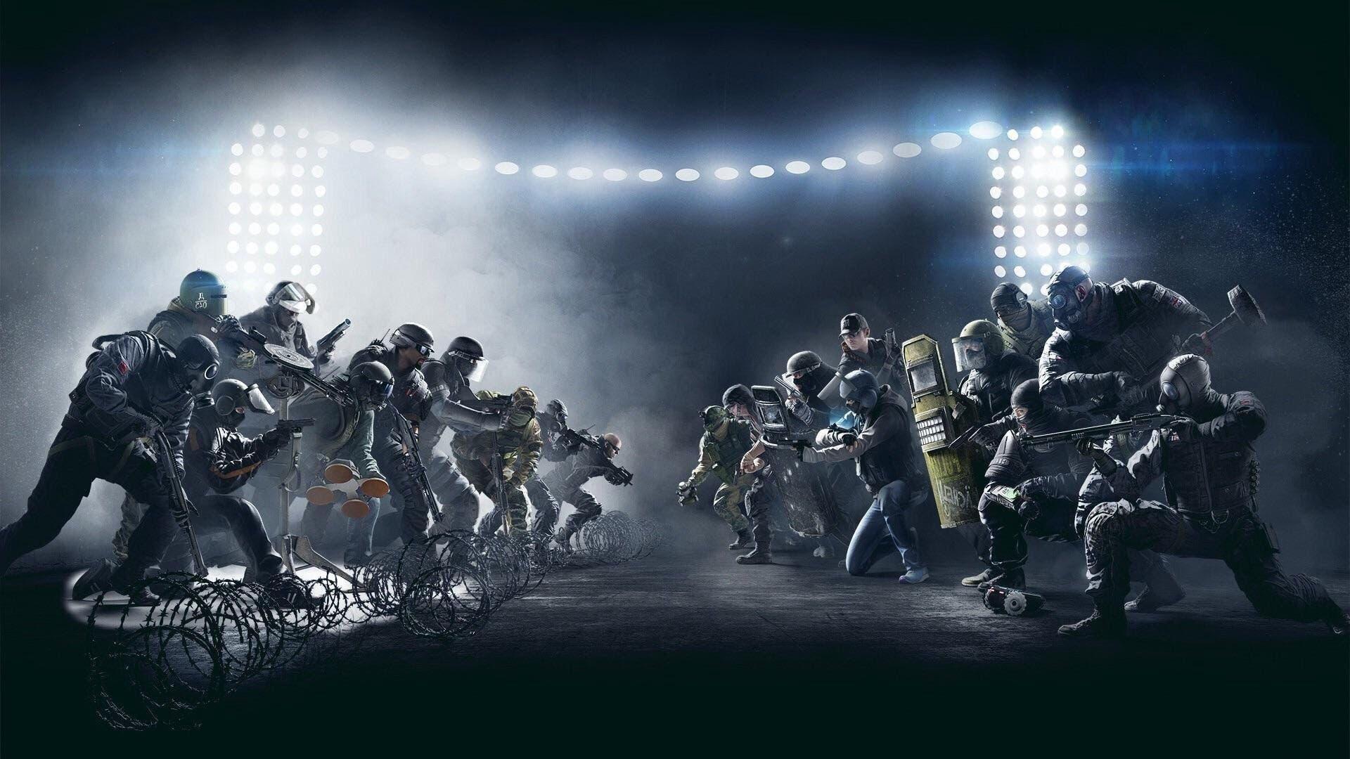 Imagen de Ubisoft decide eliminar los cambios estéticos de Rainbow Six Siege