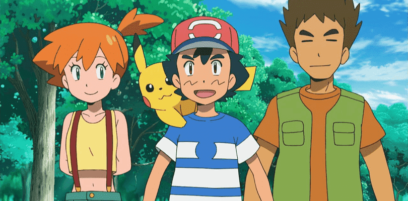 La película número 21 de Pokémon será anunciada el próximo lunes