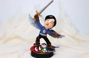 Satoru Iwata es representado en un amiibo a modo de homenaje