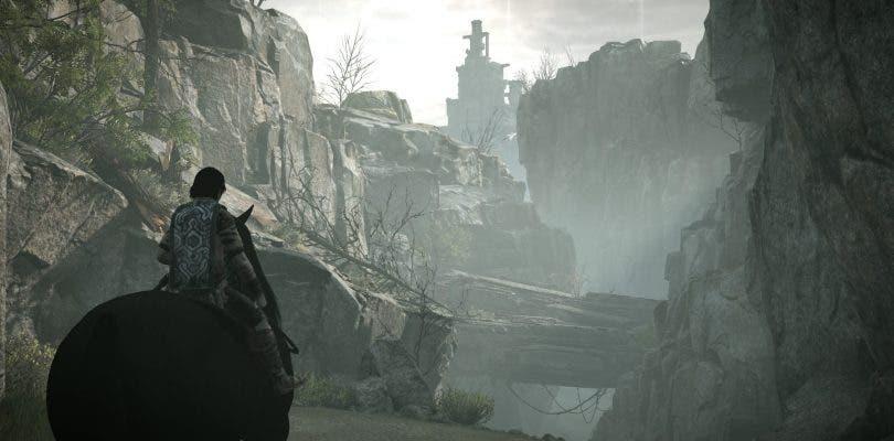 Media de análisis y desviación de Shadow of the Colossus