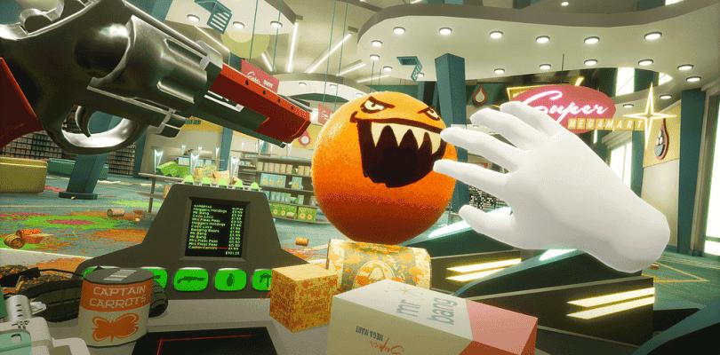 Shooty Fruity ya está disponible y lo celebra con un tráiler de lanzamiento