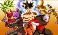 Top 5 mejores episodios de Dragon Ball Super en 2017
