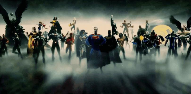 Warner Bros. actualiza el calendario de estrenos para el Universo Expandido DC