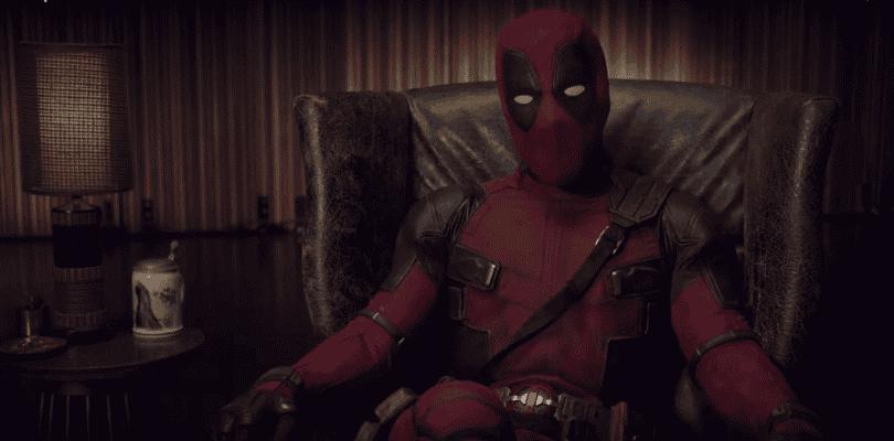Reynolds vende tatuajes de Brasil en el nuevo tráiler de Deadpool 2