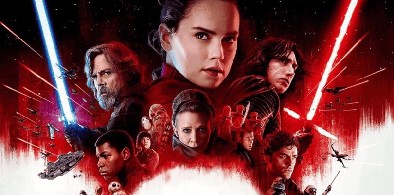 Star Wars: Los Últimos Jedi triunfa en su preestreno estadounidense