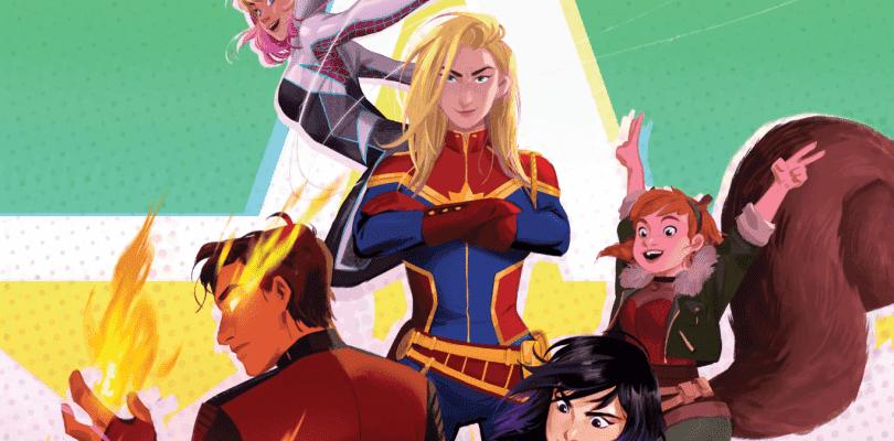 Marvel Rising es la revolución del género que comenzará en 2018