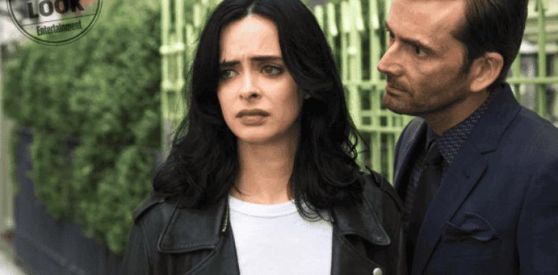 La segunda temporada de Jessica Jones deja una nueva imagen