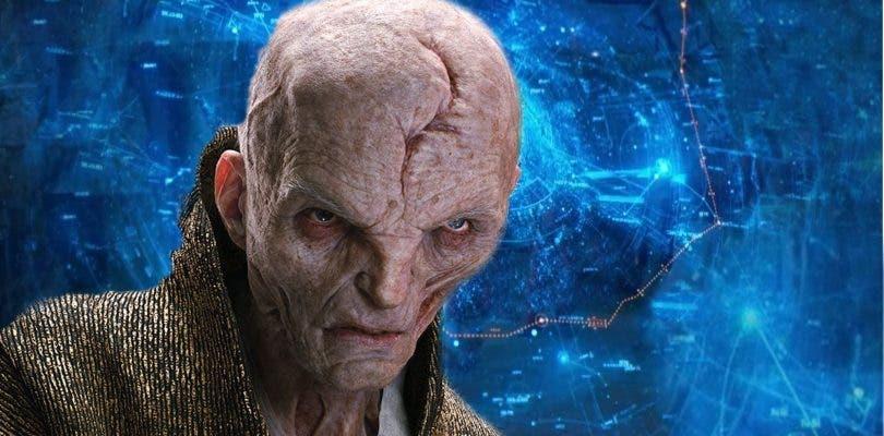 Snoke tenía más de un aprendiz en Star Wars: Los Últimos Jedi